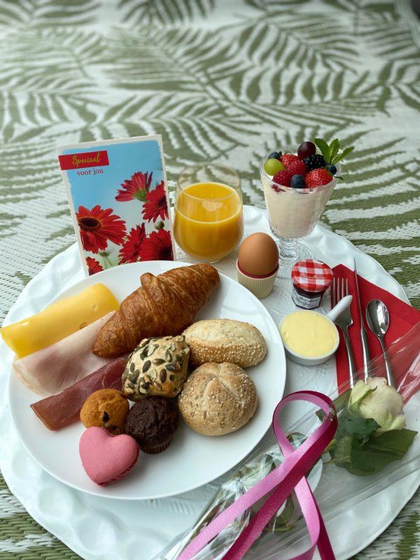 moederdag ontbijt/brunch