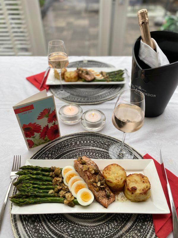 moederdag diner